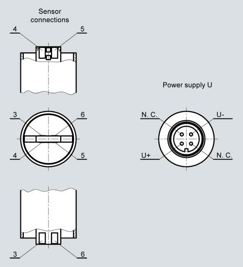 система (Pt100)