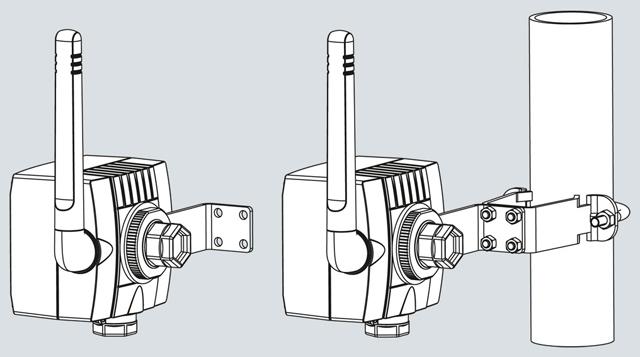 SITRANS AW200 адаптер для